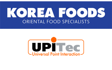 British Food Retail Chain Korea Foods Implements an Israeli Company's Solution Upitec Retail
